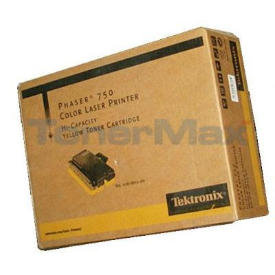 XEROX PHASER 750 TONER YELLOW